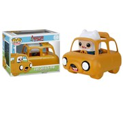 Hora de Aventuras Jake Car And Finn Pop! Vinyl Figure
