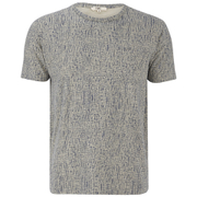 YMC Men's Batik T-Shirt - Navy