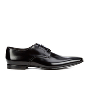 Paul Smith Shoes Men's Taylors Leather Derby Shoes - Nero City