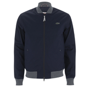 Lacoste Live Men's Zipped Jacket - Navy