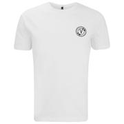 Versus Versace Men's Small Logo T-Shirt - White