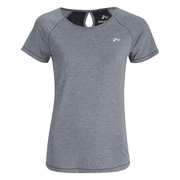 ONLY Women's Germain Training T-Shirt - Medium Grey
