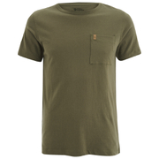 Fjallraven Men's Ovik Pocket T-Shirt - Green