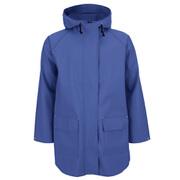 Elka Men's Binderup Rain Jacket - Royal Blue