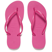 Havaianas Women's Slim Flip Flops - Shocking Pink