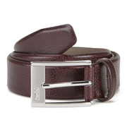 BOSS Hugo Boss Men's C-Ellot Leather Belt - Brown