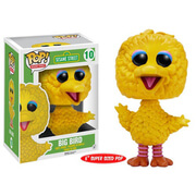 Sesamstraße Big Bird 15cm Funko Pop! Figur