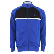 Le Shark Men's Alloway Zip Through Casual Jacket - Vespa Blue