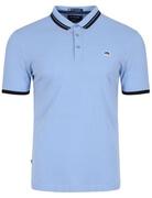 Le Shark Men's Stibbington Pique Polo Shirt - Placid Blue