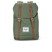 Herschel Retreat Backpack - Green/Tan