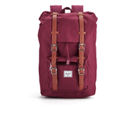 Herschel Women's Little America Mid-Volume Backpack - Windsor Wine