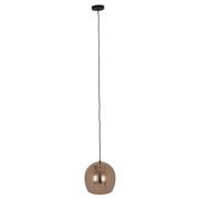 Bark & Blossom Copper Bowl Pendant Lamp