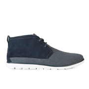 UGG Australia Men's Freamon Canvas/Suede 2-Eyelet Chukka Boots - Imperial