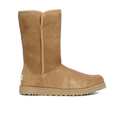 UGG Australia Women's Michelle Slim Short Sheepskin Boots - Chestnut