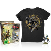 The Legend of Zelda: Twilight Princess HD - Limited Edition + T-Shirt