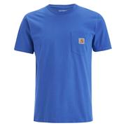 Carhartt Men's Short Sleeve Pocket T-Shirt - Dolphin