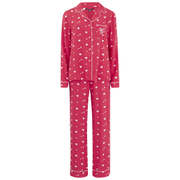 Wildfox Women's Classic Pyjama Set - Cupid Hearts