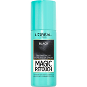 L'Oréal Paris Magic Retouch Instant Root Concealer Spray - Black (75ml)