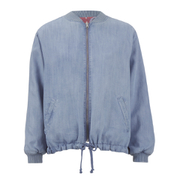 Paul & Joe Sister Women's Cooper Jacket - Blue/Coral