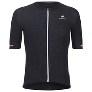 Le Coq Sportif Performance Merino Short Sleeve Jersey - Blue