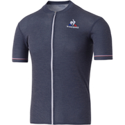 Le Coq Sportif Performance Merino Short Sleeve Jersey - Blue