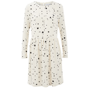 Samsoe & Samsoe Women's Vermund Dress - Cream Ink