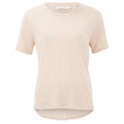 Samsoe & Samsoe Women's Agnes T-Shirt - Cameo Rose