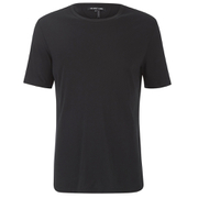 Helmut Lang Men's Brushed Jersey T-Shirt - Black