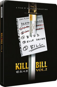 Kill Bill: Volume 2 - Zavvi Exclusive Limited Edition Steelbook