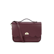The Cambridge Satchel Company Women's Cloud Bag with Handle - Oxblood