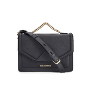 Karl Lagerfeld Women's K/Klassik Single Shoulder Bag - Black