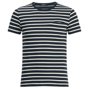 A.P.C. Men's Mousse T-Shirt - Dark Navy