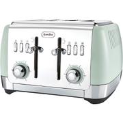 Breville VTT768 Strata Collection Toaster - Green
