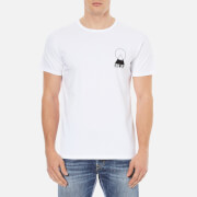 Edwin Men's Fuji Logo T-Shirt - White