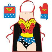 DC Comics Wonder Woman Kitchen Set