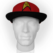 Star Trek Scotty Engineering Baseball Cap