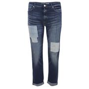 Sportmax Code Women's ECH I Jeans - Blue