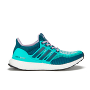 adidas Women's Ultra Boost Running Shoes - Blue/Purple