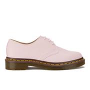 Dr. Martens Women's Core 1461 Virginia Leather 3-Eye Flat Shoes - Bubblegum