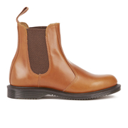 Dr. Martens Women's Kensington Flora Aniline Leather Chelsea Boots - Oak
