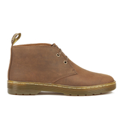 Dr. Martens Men's Cruise Cabrillo Crazy Horse Leather 2-Eye Desert Boots - Gaucho