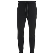 Luke 1977 Men's Firma Sweatpants - Jet Black/ White