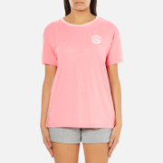 Converse Women's CP Slouchy T-Shirt - Daybreak Pink