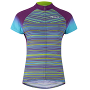 Primal Kismet Women's Short Sleeve Jersey - Purple