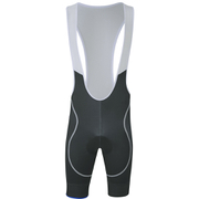 Primal Blu Steel Helix Bib Shorts - Black