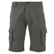 Threadbare Men's Hulk Cargo Shorts - Slate