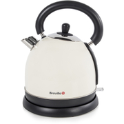 Breville VKJ487 Traditional Kettle - Cream