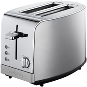 Russell Hobbs 18116 Deluxe 2 Slice Toaster - Stainless Steel