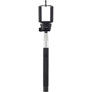 Kitvision Basic Bluetooth Selfie Stick With Phone Holder - Black
