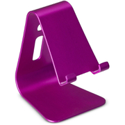 Tec+ Aluminium Smartphone Stand (Up To 11m Depth) - Pink